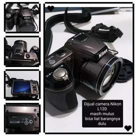 Camera Nikon L120