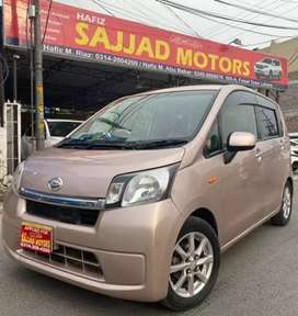 Daihatsu Move X Limited Edition 2013 Model