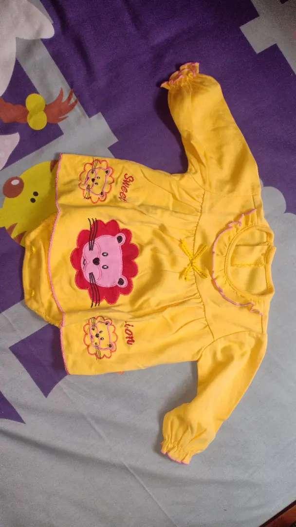 Take all baju bayi perempuan anak cewek kaos dalam 0