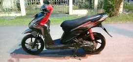 Honda Vario 110 techno tahun 2011 ss lengkap pajak plat hidup panjang