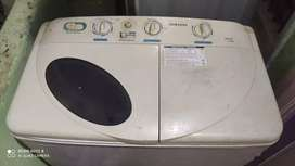 Washing machine wash tub is working but the dryer is not working