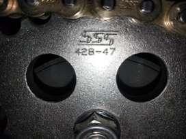 Gir belakang sss CB150R