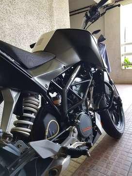 KTM Duke 200 2014
