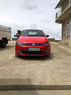 Volkswagen polo model Dec 2014