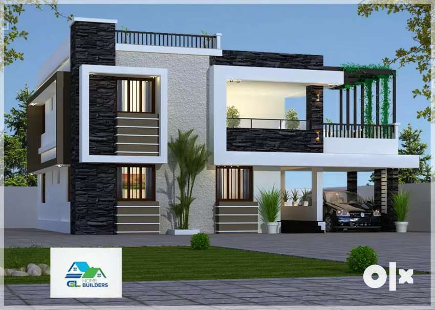 5 Cents land 1500 sq ft 3 BHK 0