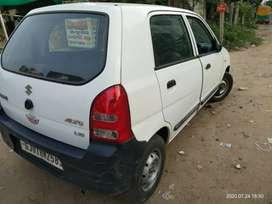 Maruti Suzuki Alto 2007 Petrol 47899 Km Driven