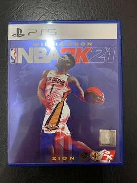 BD PS5 NBA 2K21