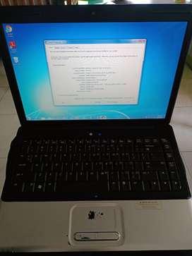 Laptop Compaq cq40 ram 3