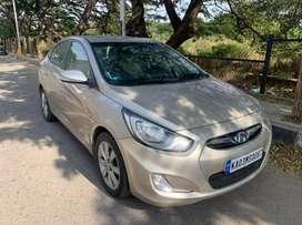 Hyundai Verna 2011-2014 1.6 SX CRDi (O), 2013, Petrol