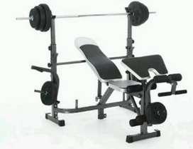 Bench squat pressh fullset pesantren