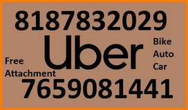 UBER BIKE FREE ATTACHMENT DAILY PAYMENT