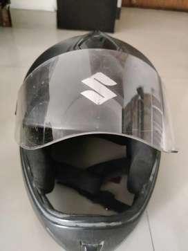 Steelbird suzuki helmet