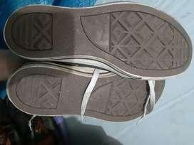 Sepatu dan Celana selvedge denim bekas berbakat