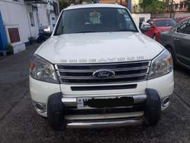 Ford Endeavour 3.0L 4X4 AT, 2013, Diesel