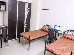 Girls hostel near Hari om tower with 3 times homely food