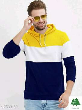 Cotton men's t shirts only by courier