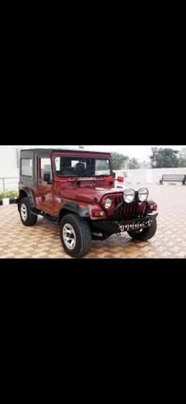 Mohindra bolero modified jeep