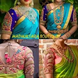 MADHUKSARA BOUTIQUE bridal designer ladies