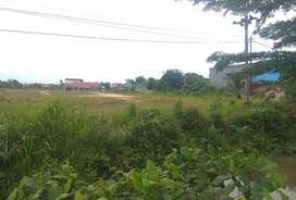 Lahan kosong super luas lokasi dijalan Kubang Raya,panam