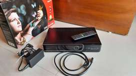 Airtel DTH HD DVR STB (HD Settop Box with Recorder)