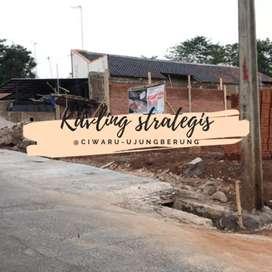 Kavling murah, di kotamadya, Ujungberung Bandung timur.