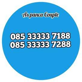 Nomor cantik as panca Couple
