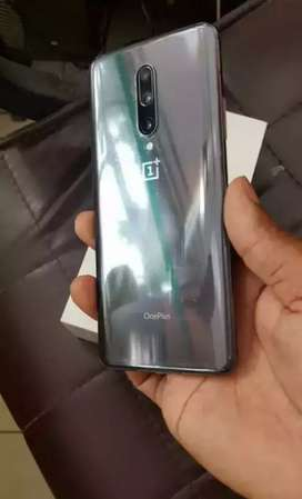 OnePlus 7pro with bill box all accessories with warranty