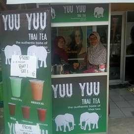 Paket Usaha Thai Tea DJFOOD