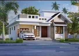 KochinProperties-Mannoor-New villa near Bus stop-6cent 1225sft-Jayaraj