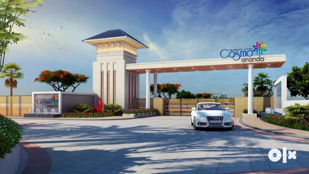 cosmo ananda -a luxurious township