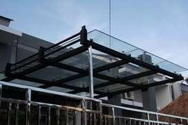 Canopy kaca kokoh awet dan bergaransi GB7732