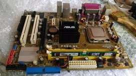 mobo asus p5gc-mx ddr2
