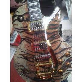 Gitar lespaul bigsby original