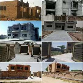 Abdullah city Aziz builders contact