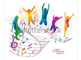 Octave music and Kathak dance class online