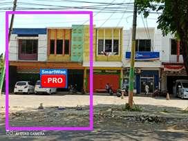Disewakan Ruko 2 LT 135 m2 (5x27) LB 80 m2 (5x16) Lantai Jl Sidowungu