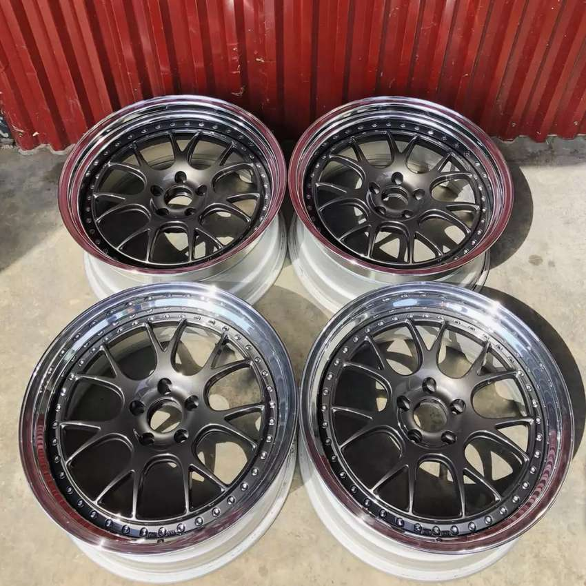 SSR MS3 R19 Made in Japan #leonhardiritt BBS Aimgain Orden Bugel 0