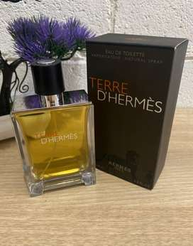 New ori spore parfum terre dhermes