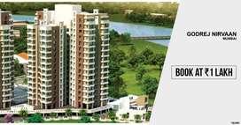 Godrej Nirvaan 2 bhk Luxurious flats - Property in Kalyan