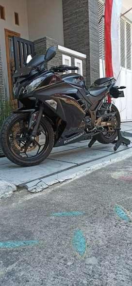 Bismillah..DIJUAL Kawasaki ninja 250 milik sendiri,
