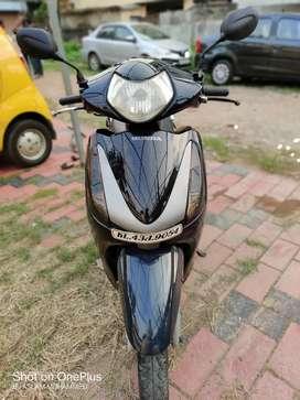 Honda Aviator (2009) Disc brake