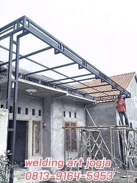 Kanopi pagar teralis dll.termurah & terlengkap