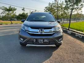 Promo spesial! Kredit murah Honda BR-V E manual 2016 new like!