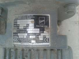 Kirloskar 1.5 hp induction motor