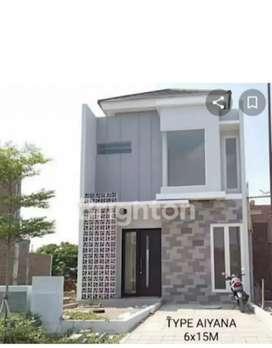 Dijual rumah Kahuripan nirwana type aiyana Sidoarjo