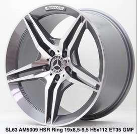 Credit velg SL63 AM5009 HSR R19X85/95 H5X112 ET35 GMF