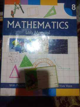 Math lab manual  for class 8th