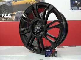Kredit Velg Mobil Lantis, Mazda 2 dll RIng 16 HSR SIRIUS