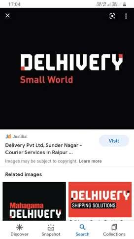 Delivery boys for Location Bhilai Charoda kumhari Bhilai 3