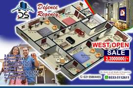 Sale for Defence regency apartments